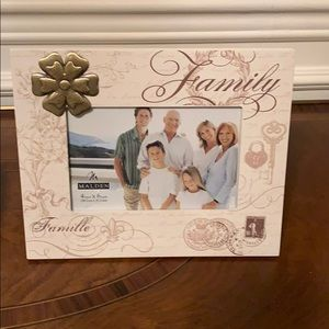 Other - Picture frame 4x6